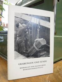 Fischer, Grabungen und Funde – Merkblatt der Frankfurter Bodendenkmalpflege,