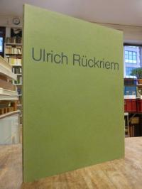 Ulrich Rückriem,