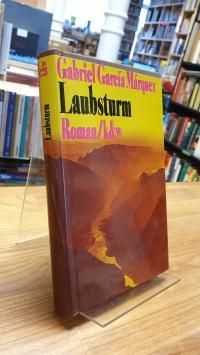 García Márquez, Laubsturm – 9783462010695