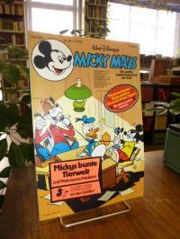 Disney, Micky Maus – Die größte Jugendzeitschrift der Welt, Nr. 18 von 1.5.1976,