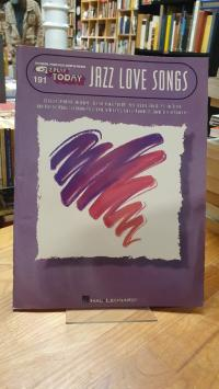 Jazz Love Songs, E-Z Play Today 191