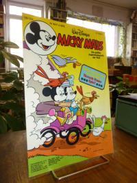 Disney, Micky Maus – Die größte Jugendzeitschrift der Welt, Nr. 16 vom 17.4.1976