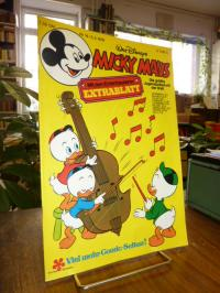 Disney, Micky Maus – Die größte Jugendzeitschrift der Welt, Nr. 14 vom 3.4.1976,