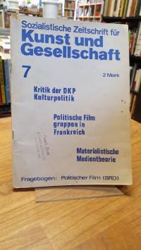Redaktionskollektiv, Politische Filmgruppen in Frankreich nach dem Mai 68, in: S