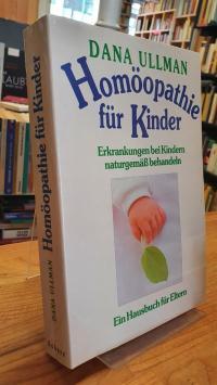 Ullman, Homöopathie für Kinder,