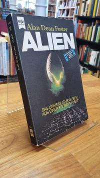Foster, Alien – Das unheimliche Wesen aus einer fremden Welt – Science-Fiction-R