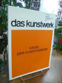 Dienst, 'Das Kunstwerk – Zeitschrift für Bildende Kunst', Heft 3, Jahrgang XXIX