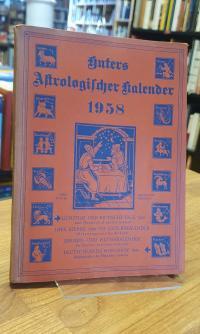 Huters astrologischer Kalender,