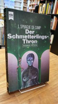 De Camp, Der Schmetterlingsthron – Fantasy-Roman,