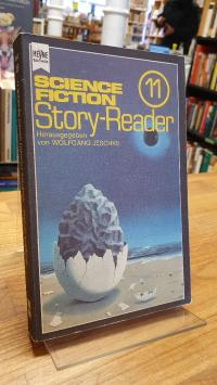 Jeschke, Science-Fiction-Story-Reader 11,