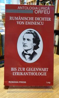 Albastru, Rumänische Dichter – Von Eminescu bis zur Gegenwart – Lyrikanthologie,