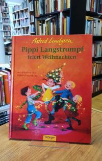 Lindgren, Pippi Langstrumpf feiert Weihnachten,