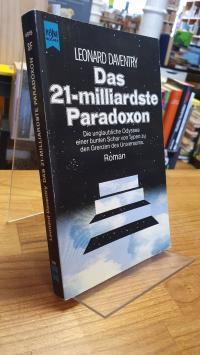 Daventry, Das 21milliardste Paradoxon – Roman,