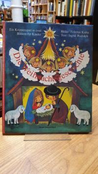 Die Weihnachtsgeschichte nacherzählt für Kinder