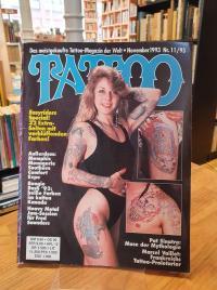 Tattoo – Das meistgekaufte Tattoo-Magazin der Welt, Nr. 11/93,