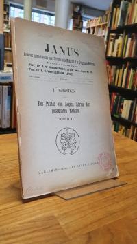 Paulos von Aegina, Abriss der gesammten Medizin in sieben Büchern – Buch II, Kap