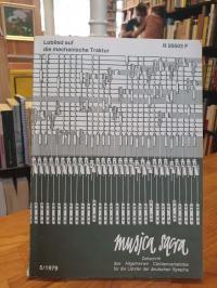 Musica Sacra – Zeitschrift des Allgemeines Cäcilienverbandes für die Länder der