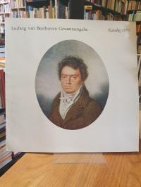 Beethoven, Ludwig van Beethoven – Gesamtausgabe – Katalog 1977,