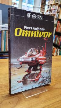 Anthony, Omnivor – Science-Fiction-Roman,