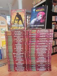 Shocker, 54 Bände Dan Shocker's Macabros,