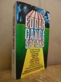 Cayce, Edgar Cayce – speaks of foods, beverages and physical – an exclusive