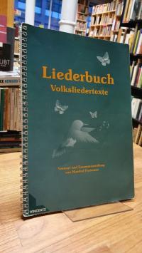 Fortmann, Liederbuch – Volksliedertexte,