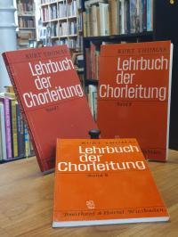 Thomas, Lehrbuch der Chorleitung – Band 1,