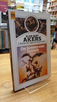 Akers, Die Sonnen von Scorpio,