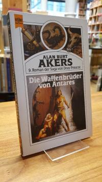 Akers, Die Waffenbrüder von Antares,