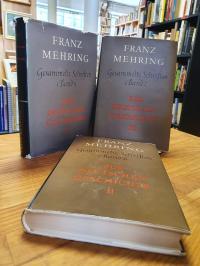 Mehring, Gesammelte Schriften