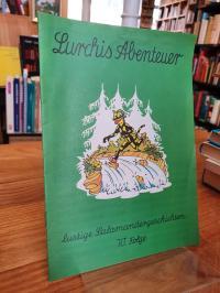 Salamander AG (Hrsg.), Lurchis Abenteuer – Llustige Salamandergeschichten, 10. F