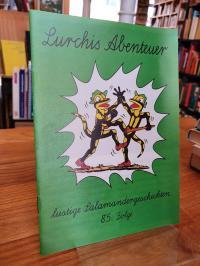 Salamander AG (Hrsg.), Lurchis Abenteuer – Lustige Salamandergeschichten, 85. Fo