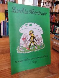 Salamander AG (Hrsg.), Lurchis Abenteuer – Lustige Salamandergeschichten, 71. Fo