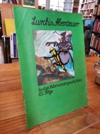 Salamander AG (Hrsg.), Lurchis Abenteuer – Lustige Salamandergeschichten, 65. Fo