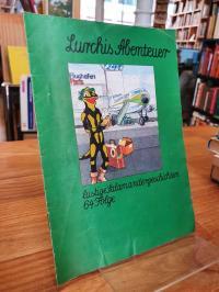 Salamander AG (Hrsg.), Lurchis Abenteuer – Lustige Salamandergeschichten, 64. Fo