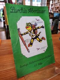 Salamander AG (Hrsg.), Lurchis Abenteuer – Lustige Salamandergeschichten, 63. Fo