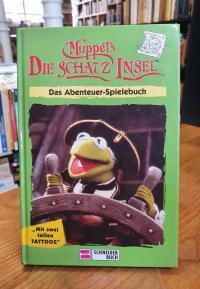 Muppets / McMullan, Muppets – Die Schatzinsel – Das Abenteuer-Spielebuch – Sehr