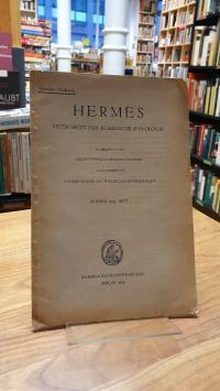 Wellmann, Beiträge zur Quellenanalyse des älteren Plinius – II. Teil,