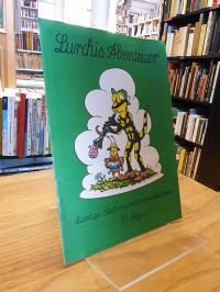 Salamander AG (Hrsg.), Lurchis Abenteuer – Lustige Salamandergeschichten, 83. Fo