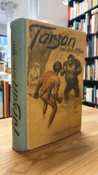Anthony, Tarzan bei den Affen,