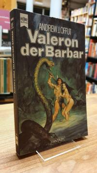 Offutt, Valeron der Barbar – Fantasy-Roman,