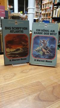 Munn, [Zwei] klassische Fantasy-Romane – Band 1: Ein König am Rande der Welt / B