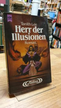 Lee, Herr der Illusionen – Fantasy-Roman,