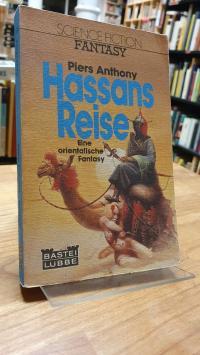 Anthony, Hassans Reise – Fantasy-Roman,