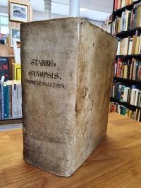 Starke, Synopsis Bibliothecæ Exegeticæ in Vetus Testamentum, [5. Teil, komplett,