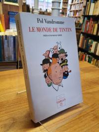 Vandromme, Le monde de Tintin,