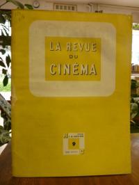 Auriol, La Revue du Cinema – Cahiers mensuels de l'art du film, No. 9,