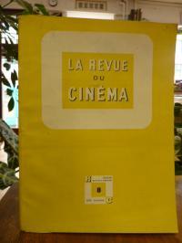 Auriol, La Revue du Cinema – Cahiers mensuels de l'art du film, No. 8,