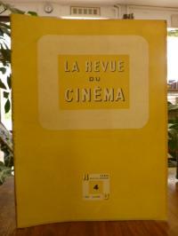Auriol, La Revue du Cinema – Cahiers mensuels de l'art du film, No.4,