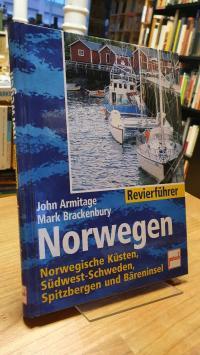 Armitage, Revierführer Norwegen – Norwegische Küsten, Südwest-Schweden, Spitzber